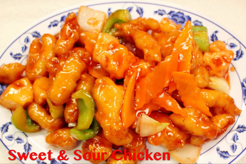 41. Sweet & Sour Chicken Image