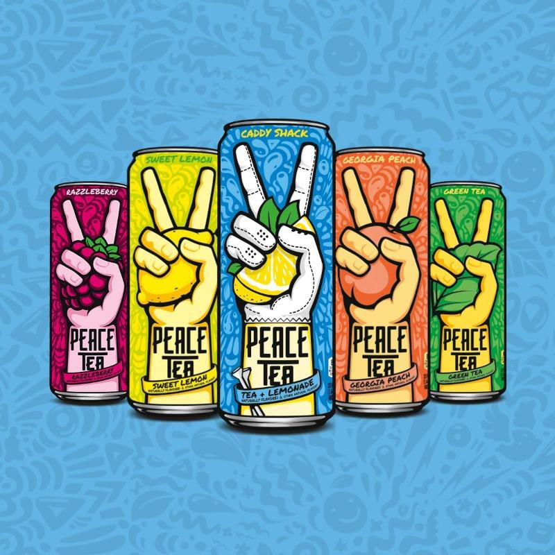 PEACE TEA (23 oz. Can)