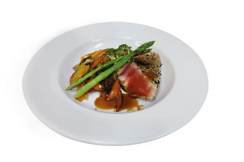 Grilled Sesame Tuna Image