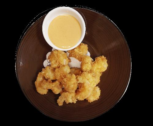 Japanese Popcorn Shrimp
