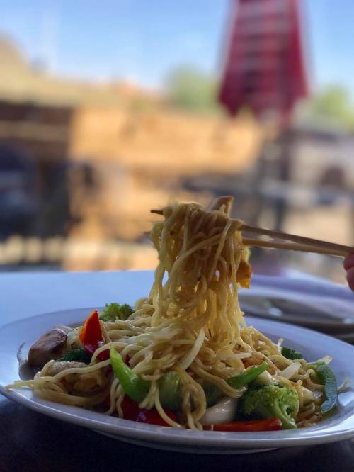 Yakisoba Noodle Image