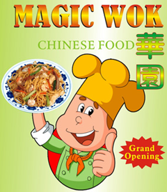 Magic Wok - Fort Myers