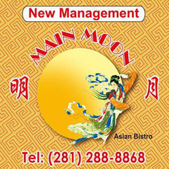 Main Moon Asian Bistro - Spring