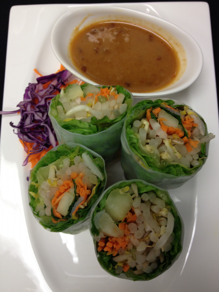 Summer Rolls (2 Pcs) Image
