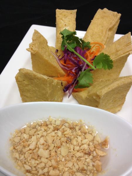Fried Tofu (6 Pcs) Image