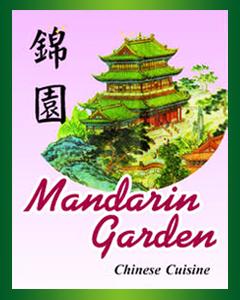 Mandarin Garden - Jewett City