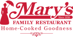 marysfamilyrestaurant Home Logo
