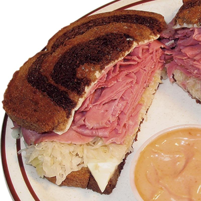 Grilled Reuben Image
