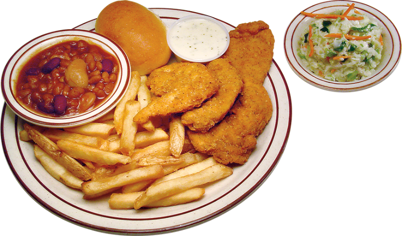 Shrimp Dinner Image