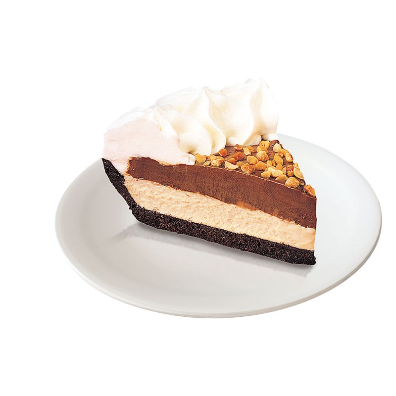 Chocolate Peanut Butter Pie Image