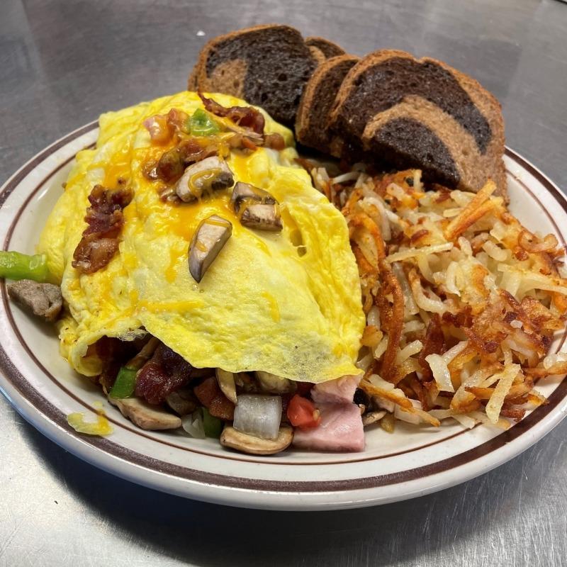 Super Omelette Image