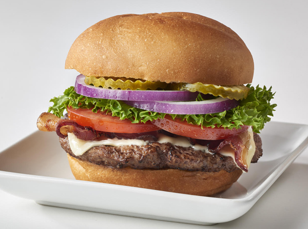 Bacon Cheeseburger Image