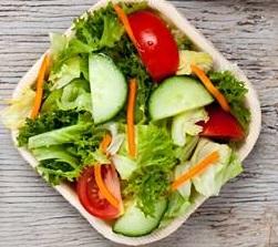 Side Salad - Garden Image