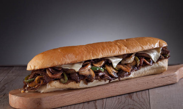 Classic Philly Cheesesteak Image