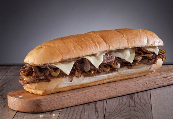 #2 Original Cheesesteak - Full Sub Image