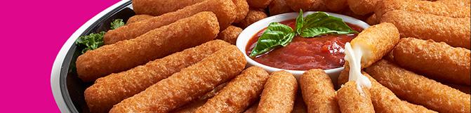 Mozzarella Sticks Image