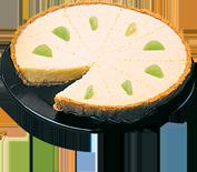 Miami's Own Key Lime Pie