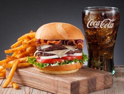 Bacon Cheeseburger Image