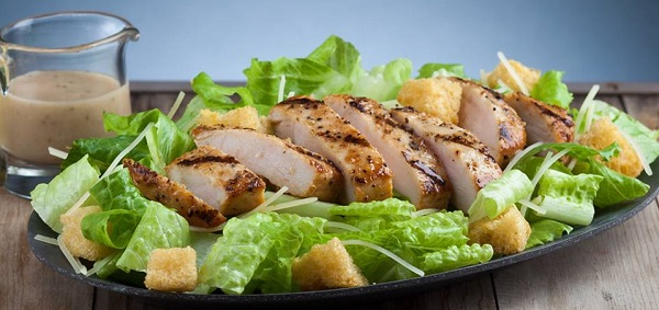 Chicken Caesar Salad Image