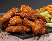 Naked Wings Image