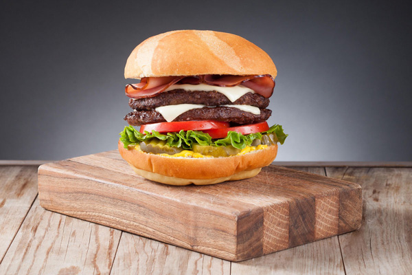 Big Havana Burger Image
