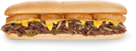 Nacho Ordinary Cheesesteak Image
