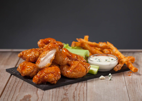 Boneless Wings