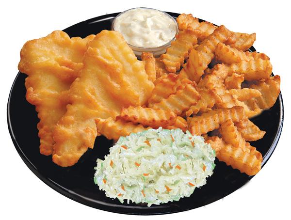 Fish 'n' Chips Platter Image