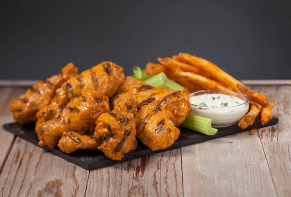 Grilled Wings Image
