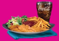 #8 Chicken Tenders Platter Meal Image