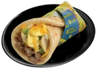 Breakfast Pita Image