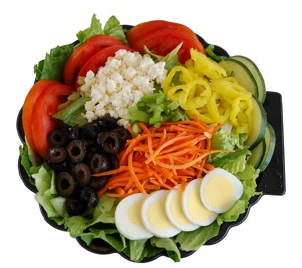 Classic Greek Salad Image