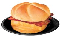Kaiser Breakfast Sandwich