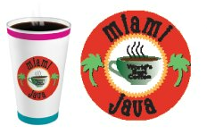 Freshly Brewed Coffee Image