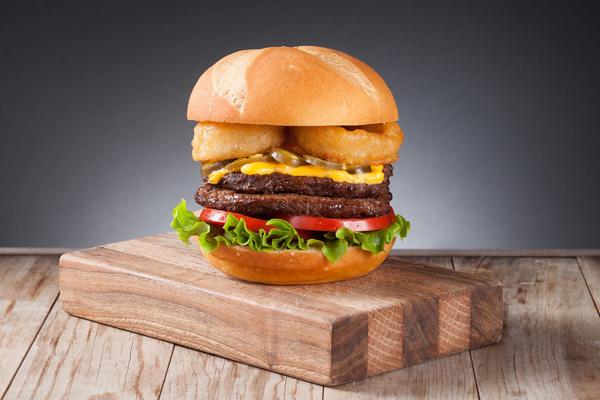 Nacho Ordinary Burger Image