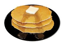 Pancakes & Syrup Image
