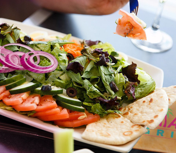 Garden Salad Image