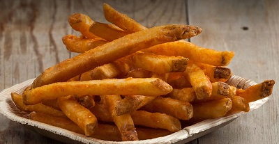 Spicy Fries Image
