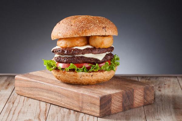 Rodeo Burger Image