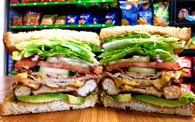 Hot Specialty Sandwiches