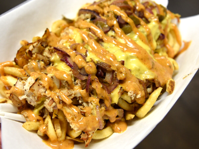 Fries + More