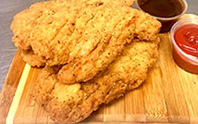 Chicken Tenders Combo Image