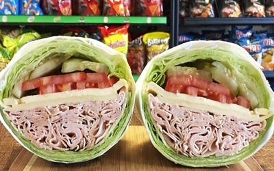 BYO Lettuce Wrap - Cold Image