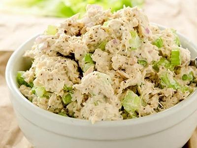 BYO Tuna Salad Sandwich - Hot Image