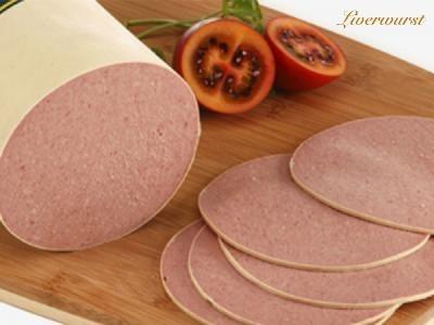 BYO Liverwurst Sandwich - Hot Image
