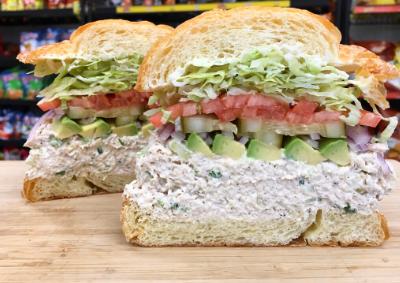 Tuna Salad Supreme - Cold Image