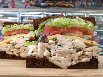 Chicken Salad Supreme - Cold