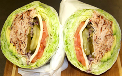 No Carb Mike's Deli #1 - Cold Image