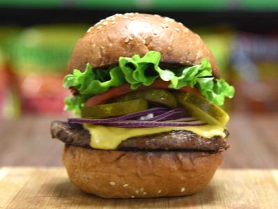 Cheeseburger Deluxe Image
