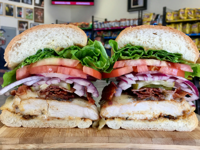 """Mike's """"Chicken Club"""" - Hot Image"""